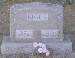 Ethel <I>Collins</I> Biggs