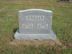 Gladys M <I>Burner</I> Anglin