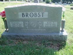 Florence E. Brobst