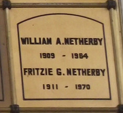 Fritzie G Netherby