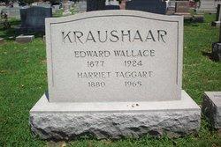 Harriet <I>Taggart</I> Kraushaar