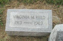 Virginia M Reed