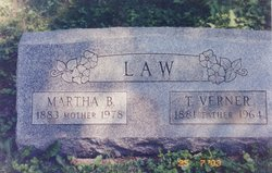 Thomas Verner Law