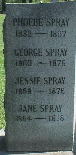 Jessie Spray