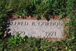 Alfred B Gordon