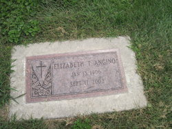 "Elizabeth ""Bess"" <I>Tierney</I> Angino"
