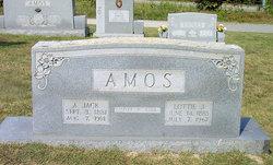"Andrew Jackson ""Jack"" Amos"
