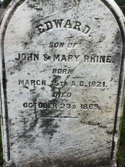 Edward Rhine