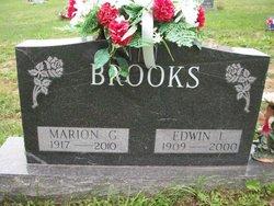 Marion G <I>Van Etten</I> Brooks