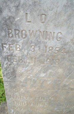Lucius Q. Browning