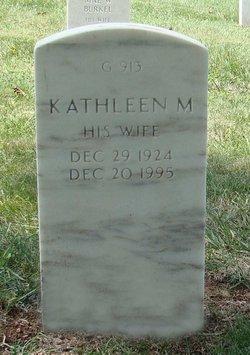 Kathleen M Cooper