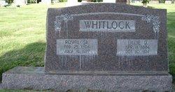 Lillie Elvira <I>Olsen</I> Whitlock