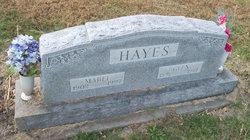 Mabel Irene <I>Inman</I> Hayes