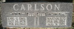 Carl Gustaf Emil Carlson