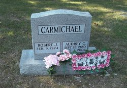 Audrey C <I>Cooper</I> Carmichael