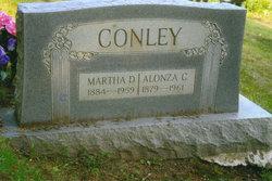 Martha D <I>Caudill</I> Conley