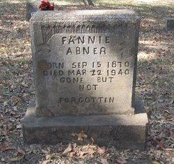Fannie Abney