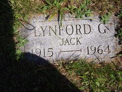 """Lynford G. """"Jack"""" Bagley"""