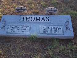William Henry Thomas