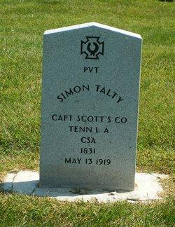Simon Talty
