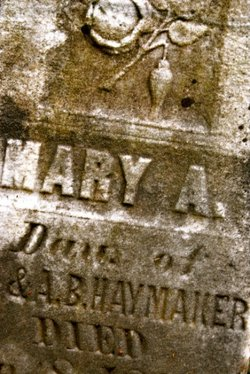 Mary A Haymaker