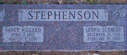 Vance Willard Stephenson