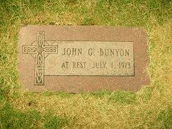 John G. Bunyon