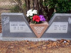 "Samuel George ""Sam"" Burch"