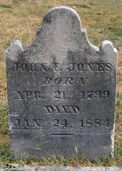 "John Flowers ""Jack"" Jones"