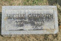 Anna Lucille <I>Case</I> Galbraith