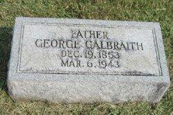 George Hobart Galbraith, Sr