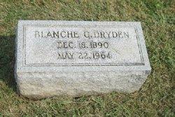 Blanche <I>Galbraith</I> Dryden