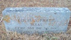 Louie Allen Pratt
