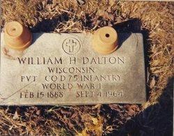 """William Henry """"Bill"""" Dalton"""