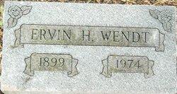 Ervin H. Wendt