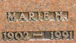 Marie Helen <I>Rabehl</I> Wendt