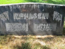 Erastus R Poulsen