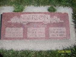 Peter Lefiett Larson