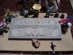 Virginia <I>VanNosdal</I> Underwood
