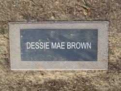 Dessie Mae Brown