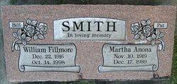 """William Fillmore """"Bill"""" Smith"""