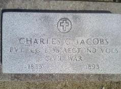 Pvt Charles Grandison Jacobs