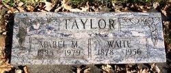 "Joseph Waitstell ""Waite"" Taylor"