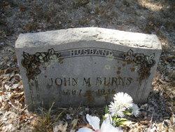 John Mitchell Burns