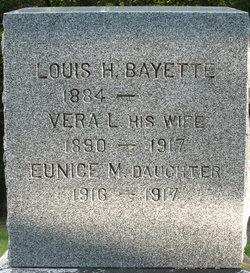 Vera L Bayette