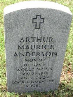 Arthur Maurice Anderson