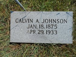 "Calvin A. ""Bud"" Johnson"