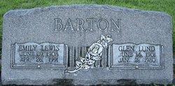 Glen Lund Barton, Sr
