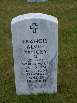 Francis Alvin Yancey