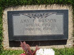Amy C Hanson